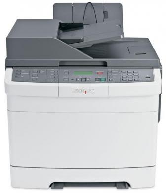 Impressora Lexmark Multifuncional Laser Colorida Lexmark X544D